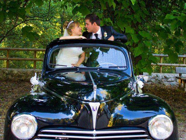 La boda de David y Cristina en Jaraiz De La Vera, Cáceres 77