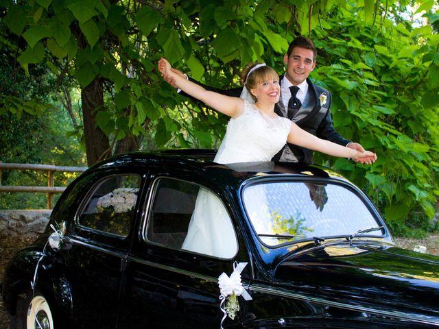 La boda de David y Cristina en Jaraiz De La Vera, Cáceres 78