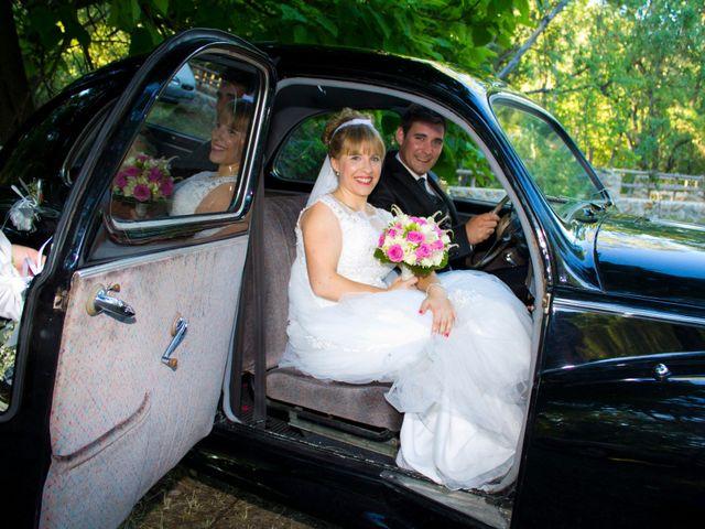 La boda de David y Cristina en Jaraiz De La Vera, Cáceres 79