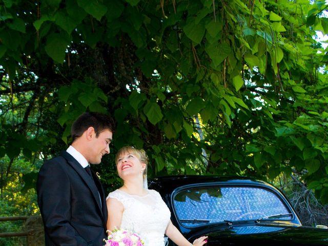 La boda de David y Cristina en Jaraiz De La Vera, Cáceres 80