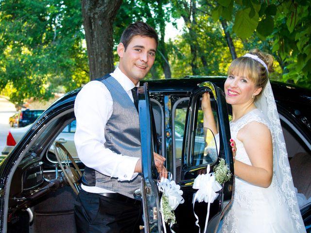 La boda de David y Cristina en Jaraiz De La Vera, Cáceres 82