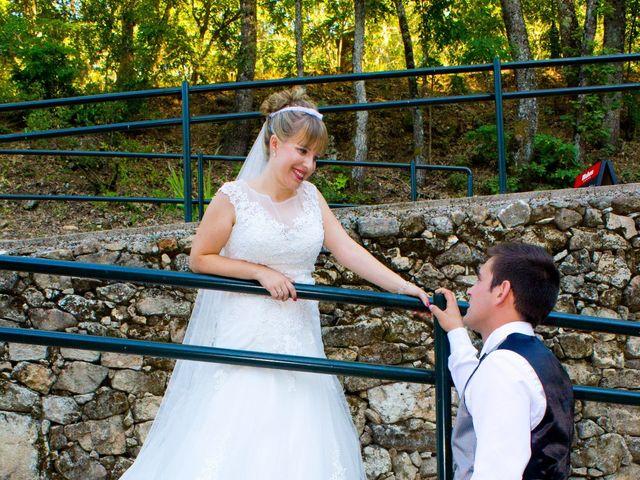 La boda de David y Cristina en Jaraiz De La Vera, Cáceres 83