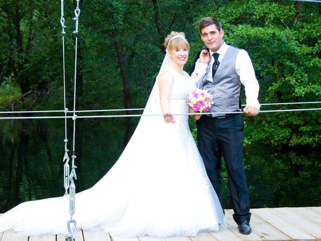 La boda de David y Cristina en Jaraiz De La Vera, Cáceres 85