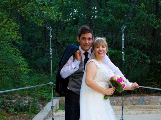 La boda de David y Cristina en Jaraiz De La Vera, Cáceres 87