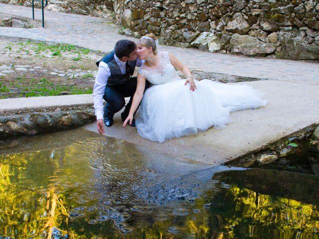 La boda de David y Cristina en Jaraiz De La Vera, Cáceres 88