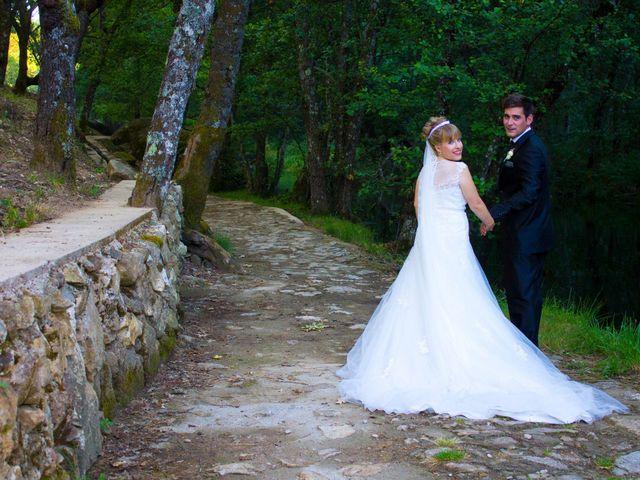 La boda de David y Cristina en Jaraiz De La Vera, Cáceres 89