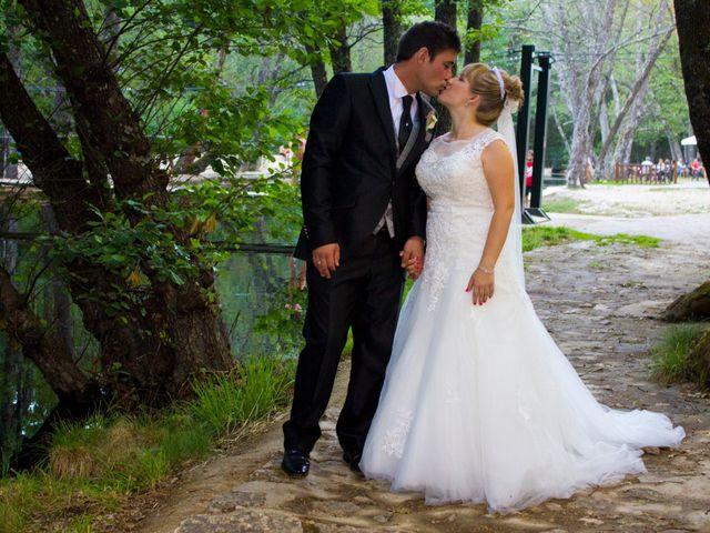 La boda de David y Cristina en Jaraiz De La Vera, Cáceres 90