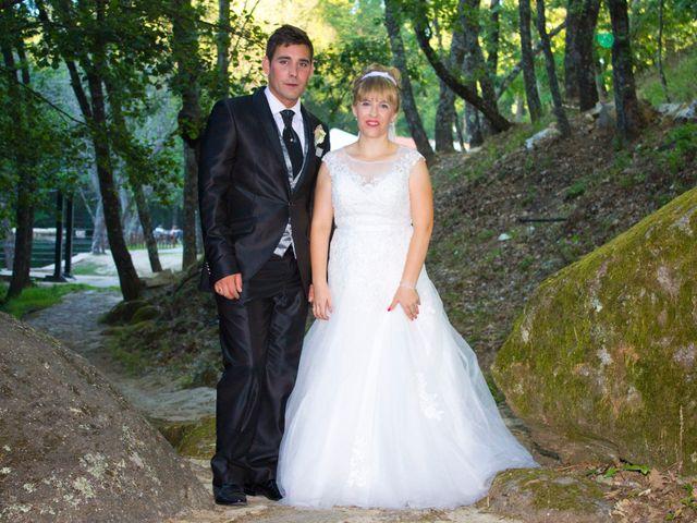 La boda de David y Cristina en Jaraiz De La Vera, Cáceres 92