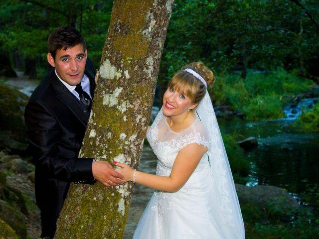 La boda de David y Cristina en Jaraiz De La Vera, Cáceres 95