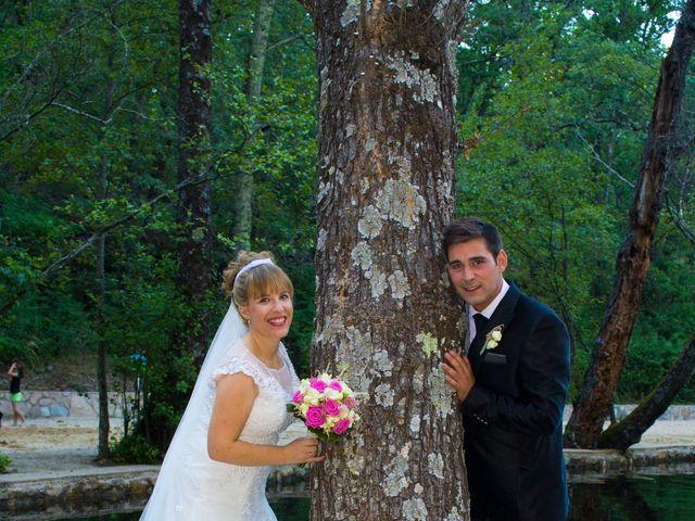 La boda de David y Cristina en Jaraiz De La Vera, Cáceres 97