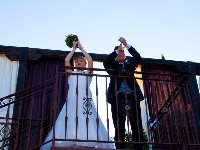 La boda de David y Cristina en Jaraiz De La Vera, Cáceres 99