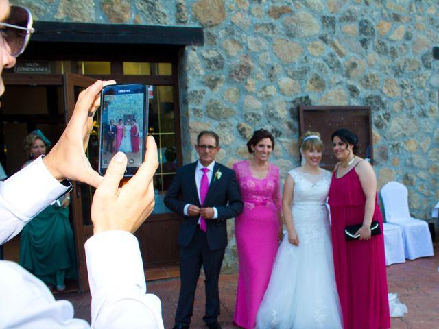 La boda de David y Cristina en Jaraiz De La Vera, Cáceres 100