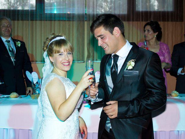 La boda de David y Cristina en Jaraiz De La Vera, Cáceres 101