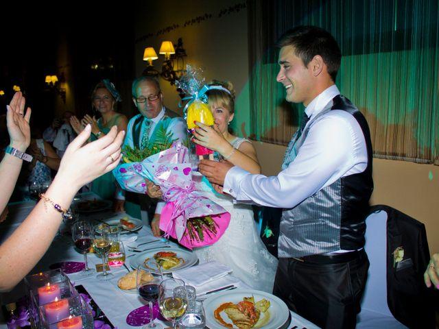 La boda de David y Cristina en Jaraiz De La Vera, Cáceres 105