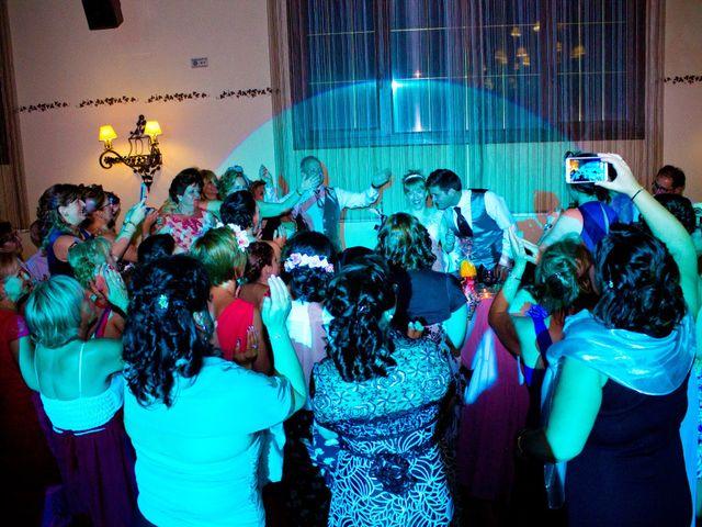 La boda de David y Cristina en Jaraiz De La Vera, Cáceres 107