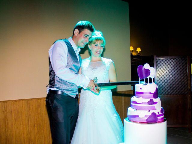 La boda de David y Cristina en Jaraiz De La Vera, Cáceres 110