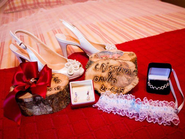 La boda de David y Cristina en Jaraiz De La Vera, Cáceres 112
