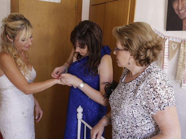 La boda de Àlex y Mònica en Vilanova I La Geltru, Barcelona 10