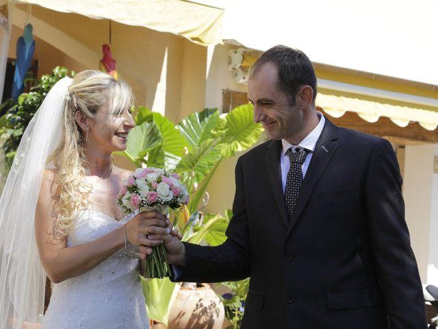 La boda de Àlex y Mònica en Vilanova I La Geltru, Barcelona 13