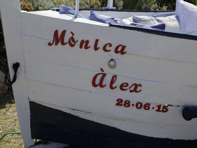 La boda de Àlex y Mònica en Vilanova I La Geltru, Barcelona 16