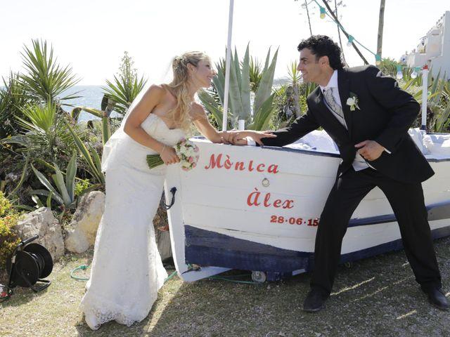 La boda de Àlex y Mònica en Vilanova I La Geltru, Barcelona 21