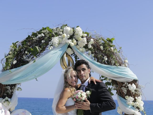 La boda de Àlex y Mònica en Vilanova I La Geltru, Barcelona 22