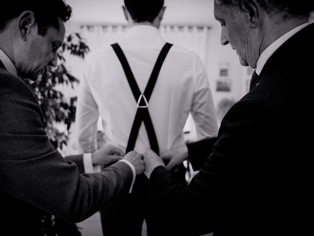 La boda de Sergio y Loreto en Collado Villalba, Madrid 7