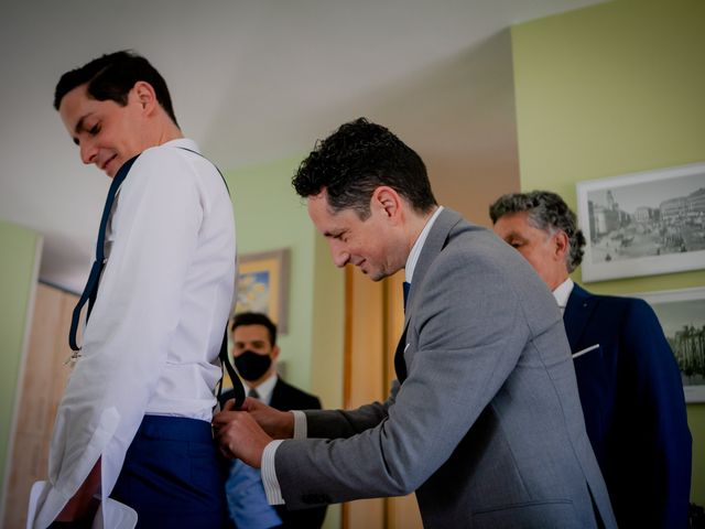 La boda de Sergio y Loreto en Collado Villalba, Madrid 8