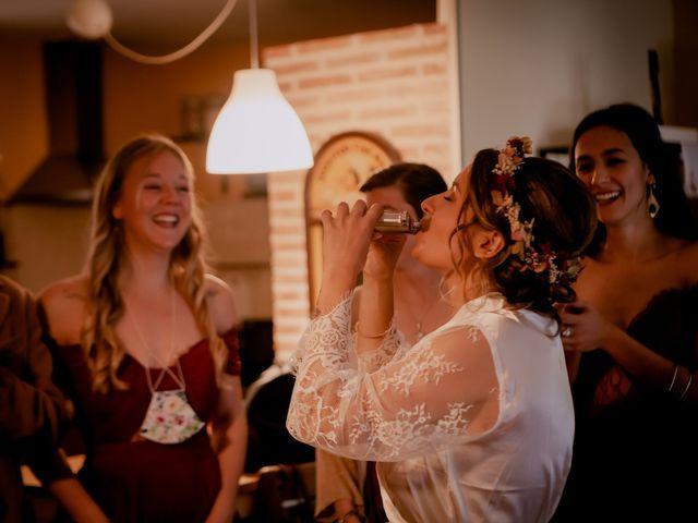 La boda de Sergio y Loreto en Collado Villalba, Madrid 10