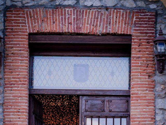 La boda de Sergio y Loreto en Collado Villalba, Madrid 27