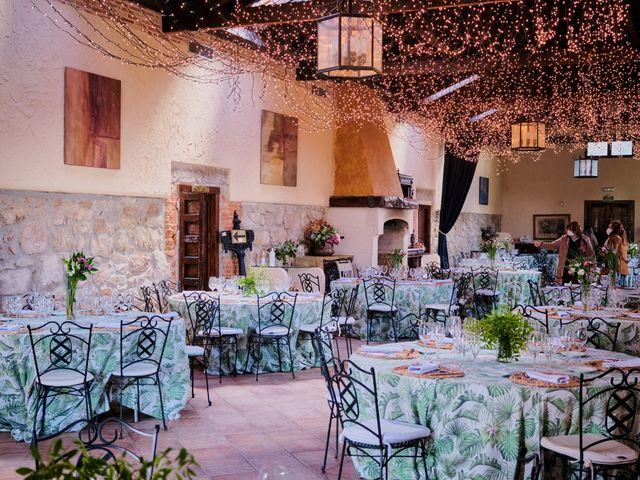 La boda de Sergio y Loreto en Collado Villalba, Madrid 30