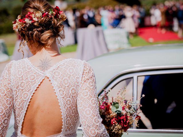 La boda de Sergio y Loreto en Collado Villalba, Madrid 36
