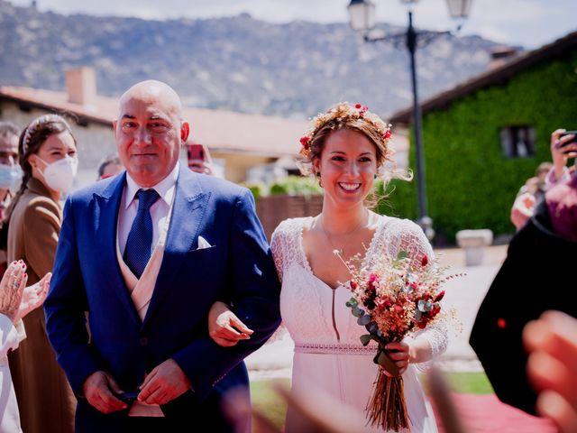 La boda de Sergio y Loreto en Collado Villalba, Madrid 37