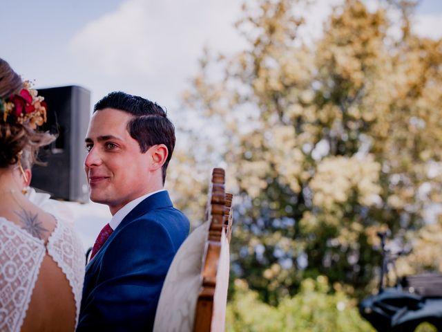 La boda de Sergio y Loreto en Collado Villalba, Madrid 38