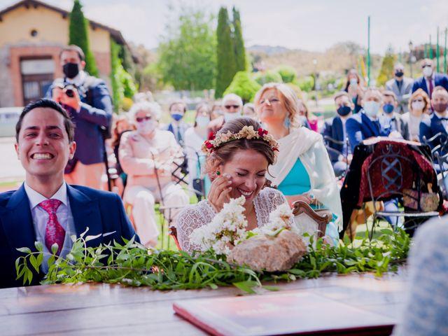 La boda de Sergio y Loreto en Collado Villalba, Madrid 40