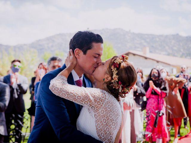 La boda de Sergio y Loreto en Collado Villalba, Madrid 42