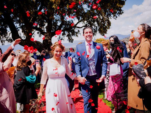 La boda de Sergio y Loreto en Collado Villalba, Madrid 44
