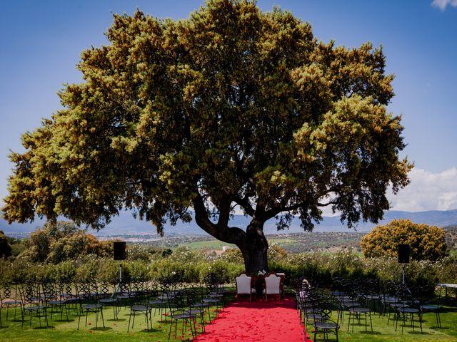 La boda de Sergio y Loreto en Collado Villalba, Madrid 45