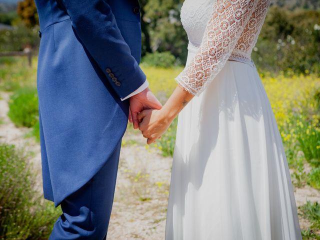 La boda de Sergio y Loreto en Collado Villalba, Madrid 49