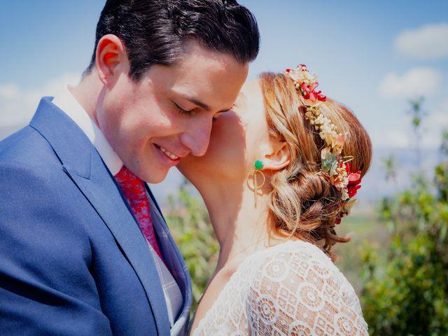 La boda de Sergio y Loreto en Collado Villalba, Madrid 52