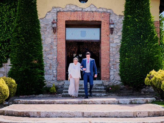 La boda de Sergio y Loreto en Collado Villalba, Madrid 53