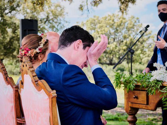La boda de Sergio y Loreto en Collado Villalba, Madrid 54
