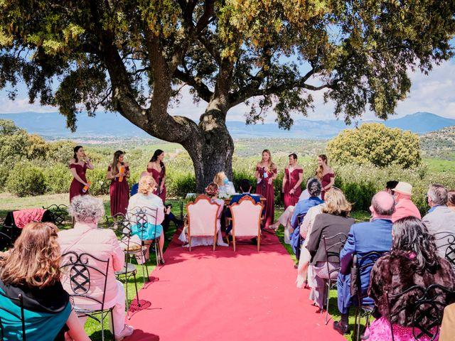 La boda de Sergio y Loreto en Collado Villalba, Madrid 55