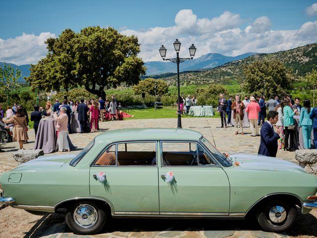 La boda de Sergio y Loreto en Collado Villalba, Madrid 56