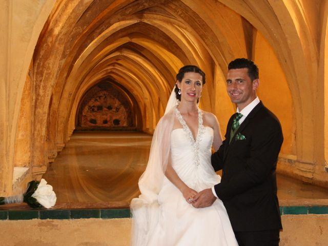 La boda de Jesica y Andrés