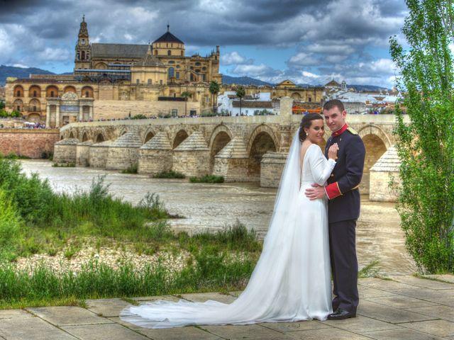 La boda de Rafa y Ana en Córdoba, Córdoba 25