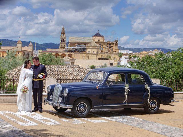 La boda de Rafa y Ana en Córdoba, Córdoba 33