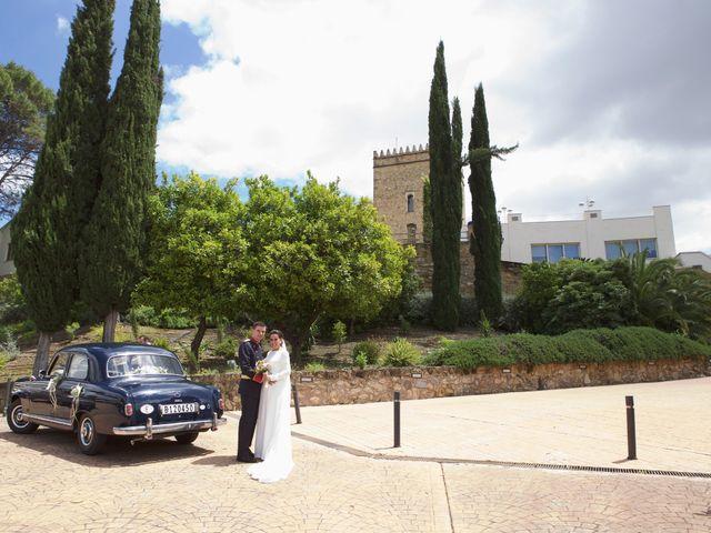 La boda de Rafa y Ana en Córdoba, Córdoba 35