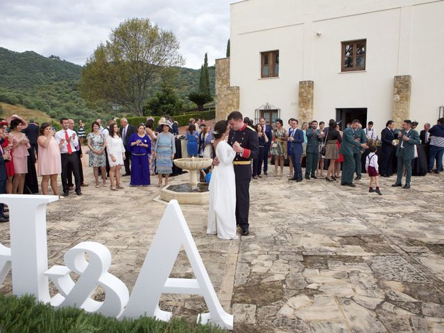 La boda de Rafa y Ana en Córdoba, Córdoba 38