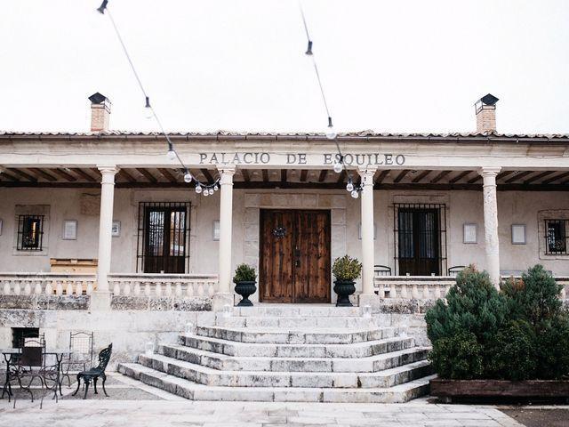 La boda de Iñaki y Blanca en Sotos De Sepulveda, Segovia 4